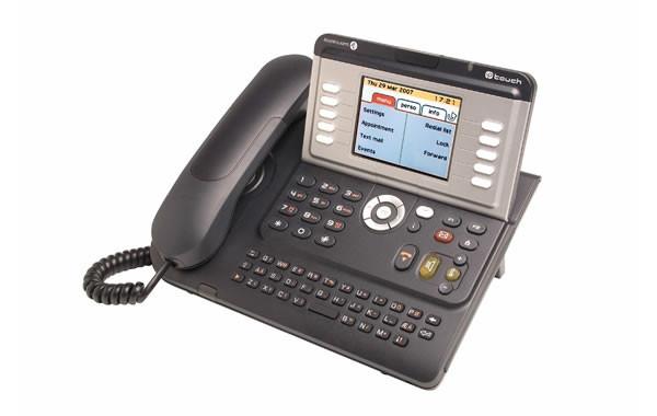Alcatel rendszertelefonok