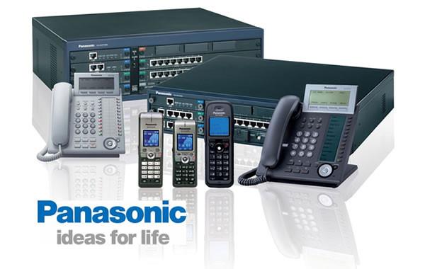 Panasonic alközpontok és kiegészítők
